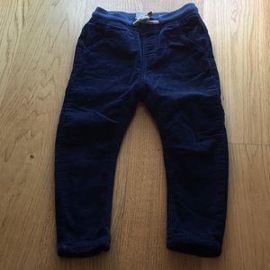 Zara boys winter pants size 3-4y
